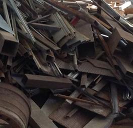 Smaltimenti rifiuti ferrosi e non